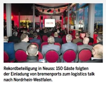 Logistic Talk in Neuss