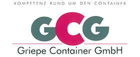 Logo Griepe Container GmbH